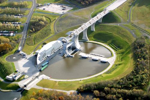 Falkirk Wheel Area 300dpi