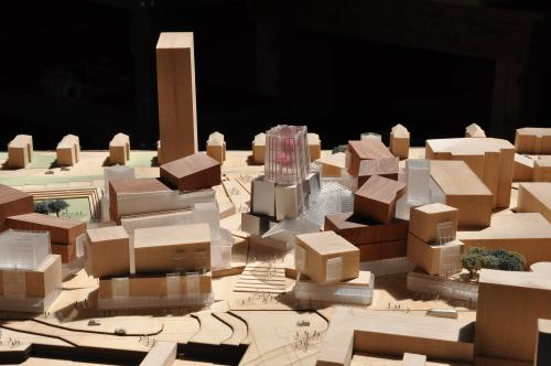 Frank Gehry Supercampus Model1 72dpi