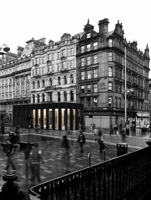 Visit Scotland Pavillion B+W Street Visualisation 72dpi